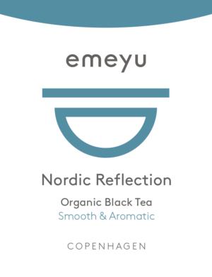 Dette er et billede af tebrevet for Nordic Reflection