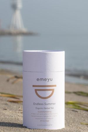 Dette er et billede af vores te, Endless Summer.