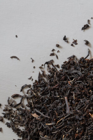 Deep Woods organic black breakfast tea loose tea