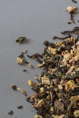 Empiric Sky organic puerh chai tea loose tea