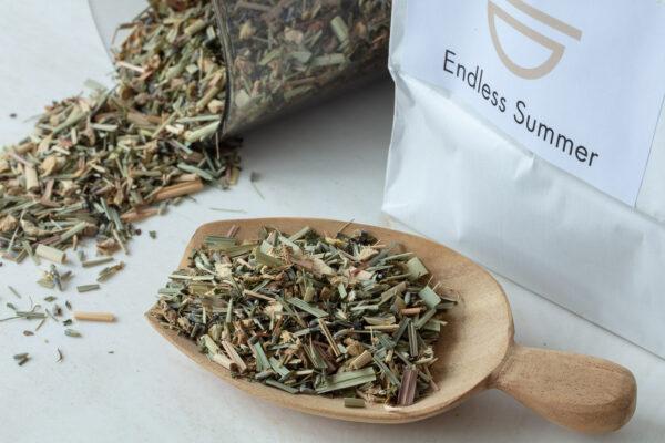 Endless Summer økologisk urte te løs te