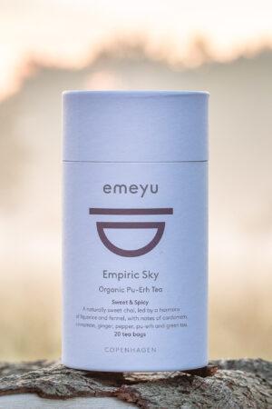 Empiric Sky økologisk puerh chai te