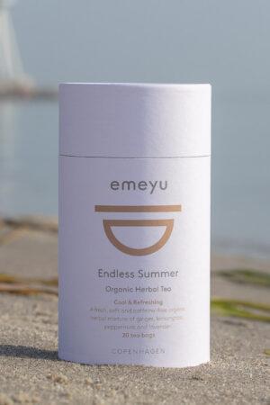Økologisk Endless Summer urte te i te rør