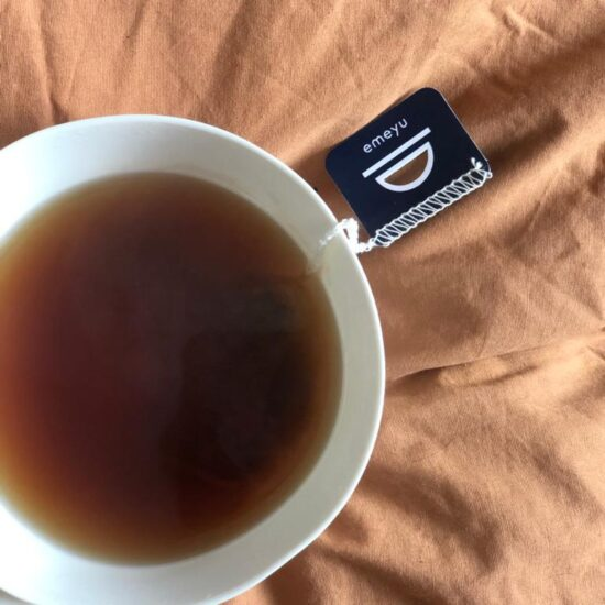 Emeyu økologisk kvalitets te. Te til dine specielle øjeblikke.