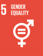 The global Goals for sustainable development SDG 5 Goal Gender Equality