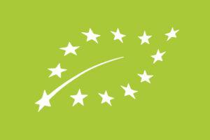 EU logo EU økologisk mærkning og certificering af økologiske fødevarer