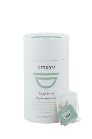 Cozy Mint økologisk urte te med lakrids og mynte en sød og lækker te